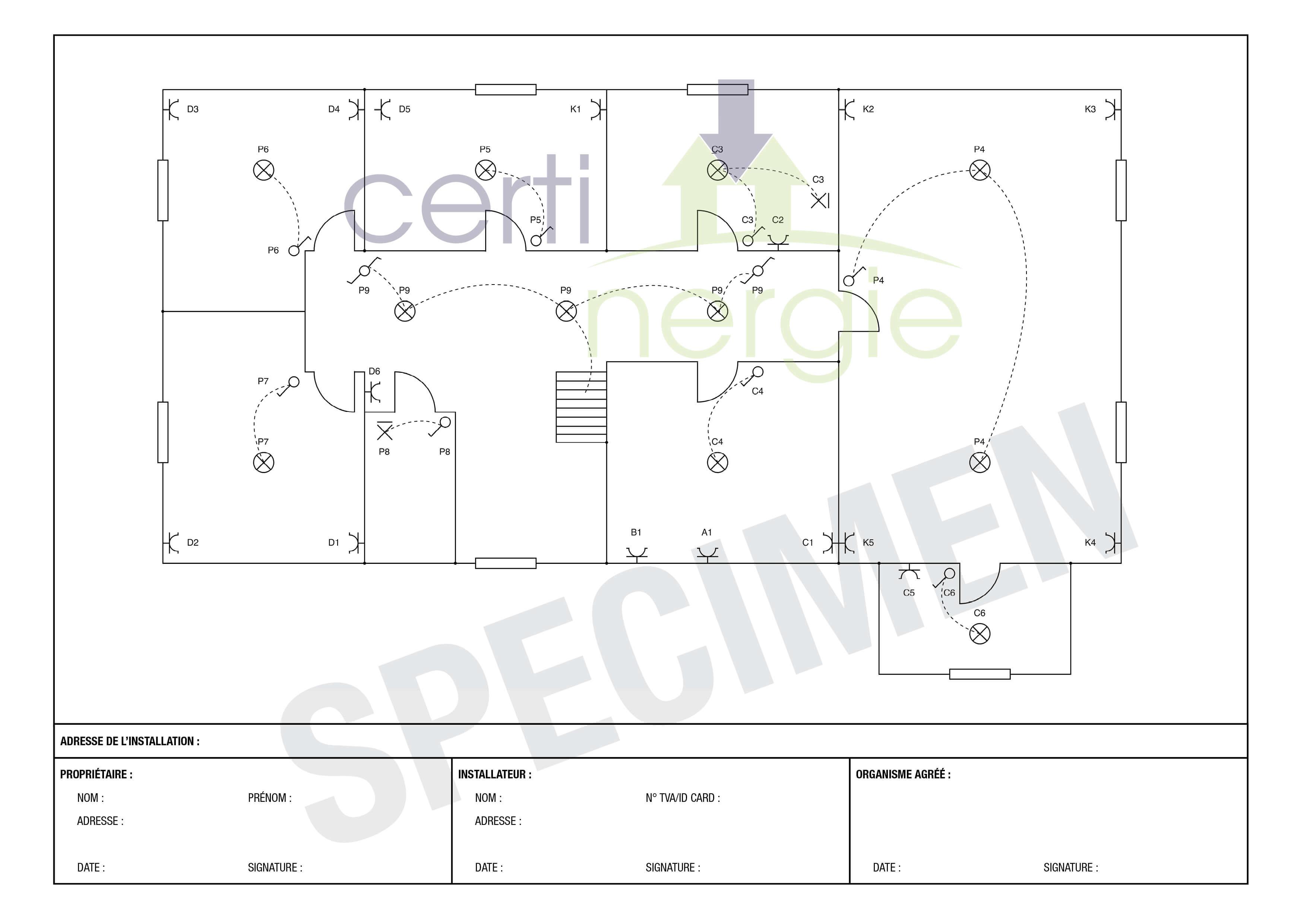 Reception lectrique controle lectrique lisez notre guide n 1 qualit r - Controle electrique maison ...