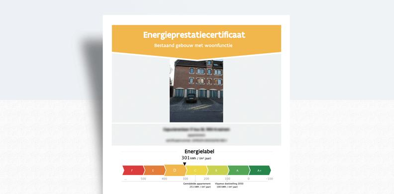 new pec certificaat van vlaanderen