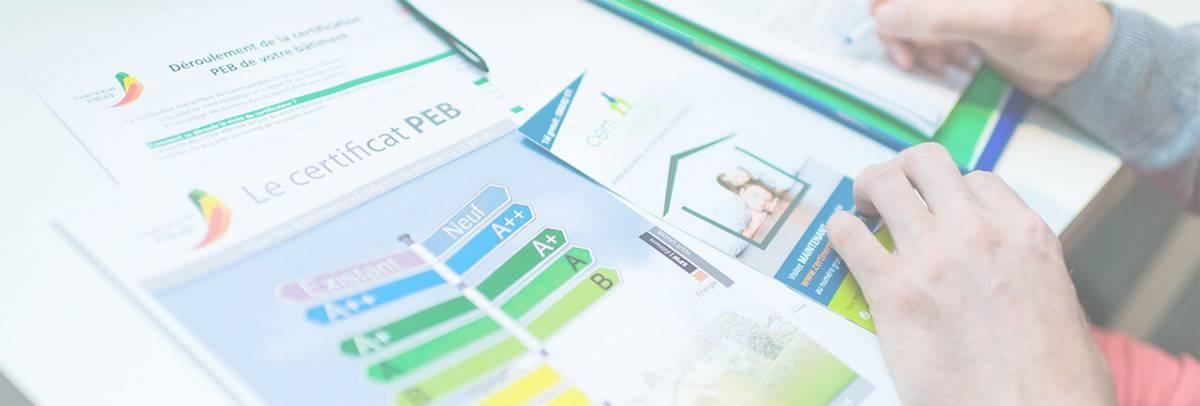 Comprendre le fonctionnement des logiciels PEB pour obtenir le meilleur certificat PEB.