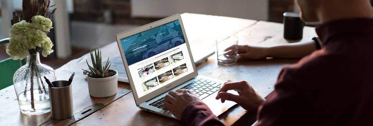 Certinergie est fier de vous présenter son nouveau site de recrutement.