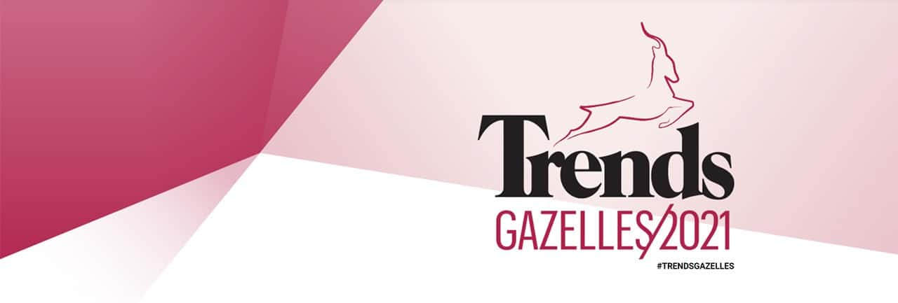 CERTINERGIE: Winnaar van de Trends Gazelle 2021 in provincie Luik
