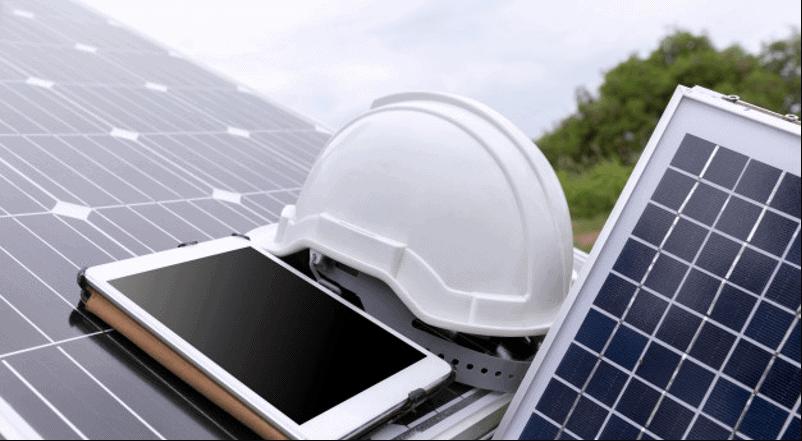 De conformiteit van de zonnepanelen-installatie, een garantie voor de veiligheid!