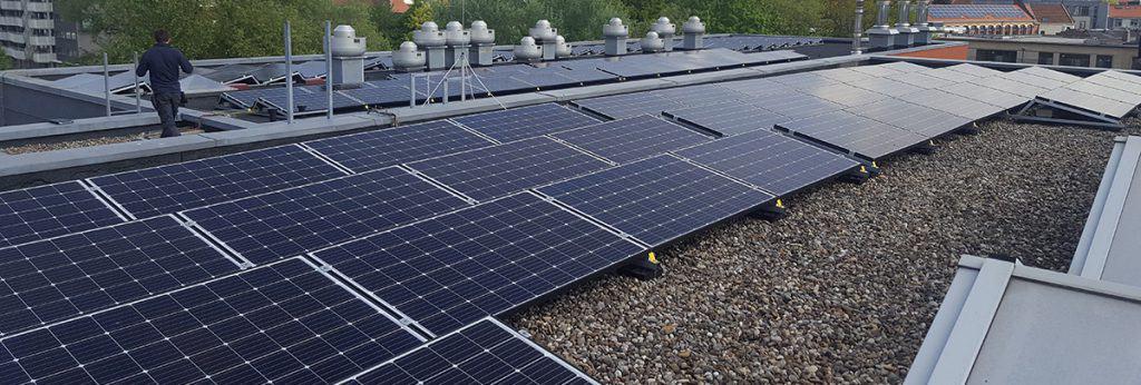 controle installation photovoltaique